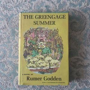 The Greenage Summer - Vintage